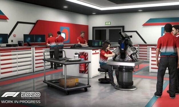 Da forma a la undécima escudería de F1 2020 con Mi Equipo