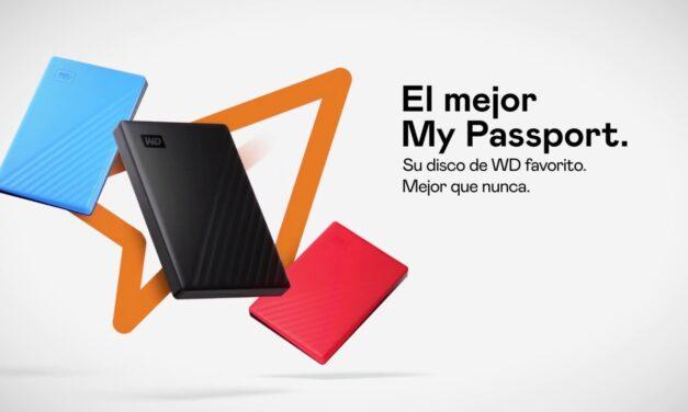 Review My Passport 2TB de WD