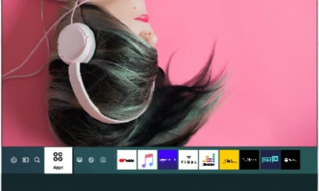 Samsung brinda la mayor oferta musical en sus Smart TV