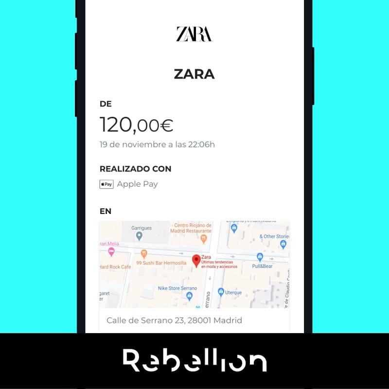 El neobanco español Rebellion y Google Maps traen la'Location Intelligence' a la banca digital