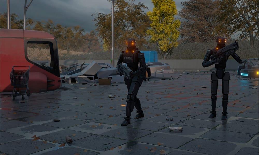 """Explora una Tierra desolada en """"The Uncertain"""": Light at the End para PC, PS4, Xbox One y Switch"""