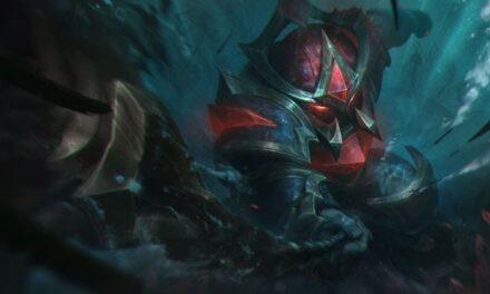 Riot Games presenta a Nautilus conquistador, el nuevo aspecto en honor a los campeones del split de primavera