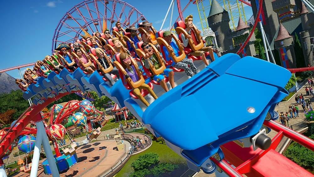 Planet Coaster se lanzará en PlayStation 5 y Xbox Series X a finales de 2020
