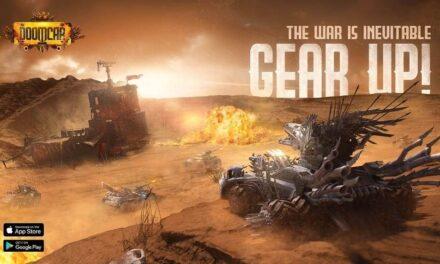EL RPG postapocalíptico para dispositivos móviles DoomCar está listo para arrasar en las tiendas de aplicaciones de todo el mundo