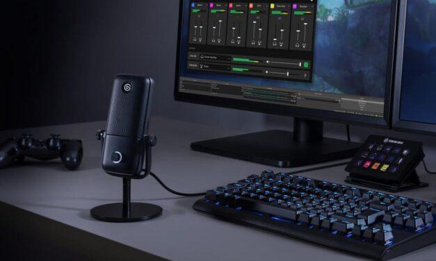 Elgato crea ondas con el lanzamiento de los nuevos micrófonos premium Wave:1 y Wave:3