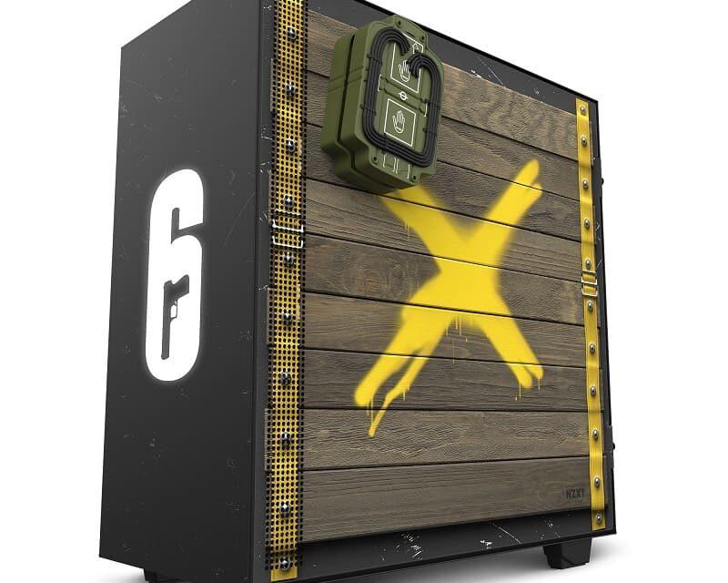 NZXT anuncia CRFT 06 H510 Siege