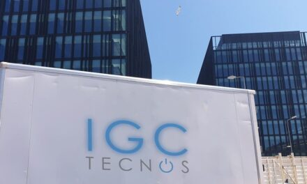 GC TECNOS y Power Electronics instalan 60 equipos de carga de vehículos eléctricos en el Porto Office Park