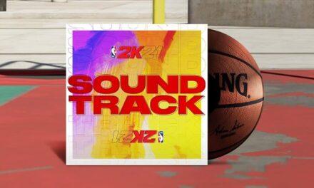 NBA 2K21 anuncia la banda sonora definitiva
