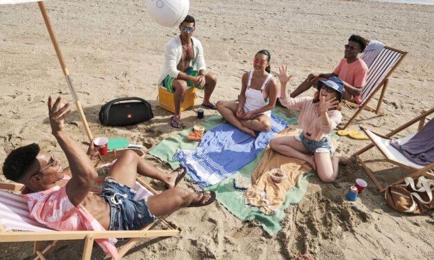 JBL se encarga este verano de que la música no pare