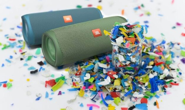 Disfruta del mejor sonido con la Edición Limitada de JBL Flip 5 Eco