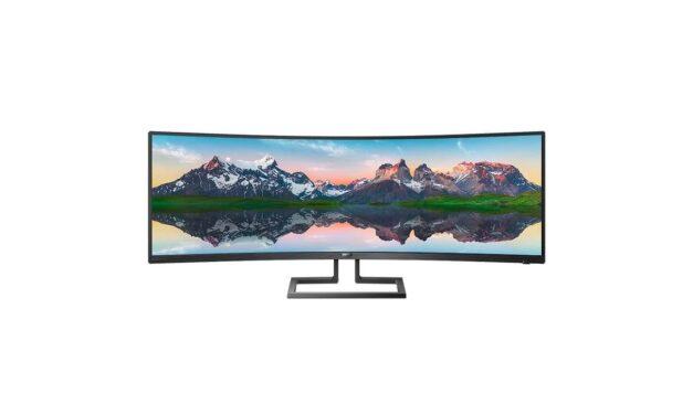 MMD presenta el nuevo monitor Philips 498P9