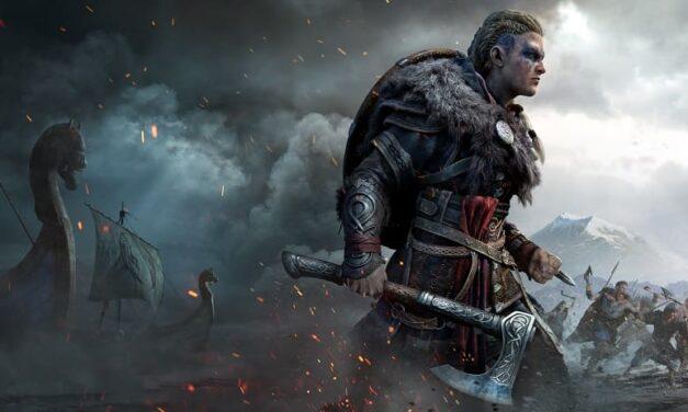 Assassin's Creed Valhalla nuevo tráiler cinemático
