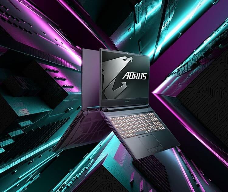 GIGABYTE renueva sus equipos gaming de entrada AORUS con panel de 144Hz y espacio color 72% NTSC
