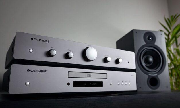 """Serie AX de Cambridge Audio: la entrada perfecta al """"Gran Sonido Británico"""""""