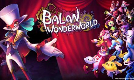 Square Enix anuncia el juego de plataformas de acción 3D Balan Wonderworld