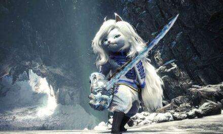 Ya disponible la cuarta actualización de Monster Hunter World: Iceborne