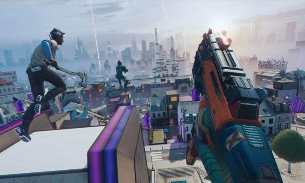Ubisoft anuncia la inmediata disponibilidad de la Open Beta de Hyper Scape