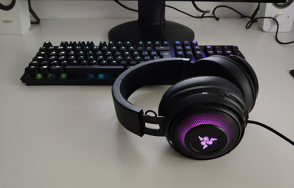 Review auriculares Razer Kraken Ultimate