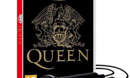 Anunciado el listado de canciones de Let's Sing presents Queen