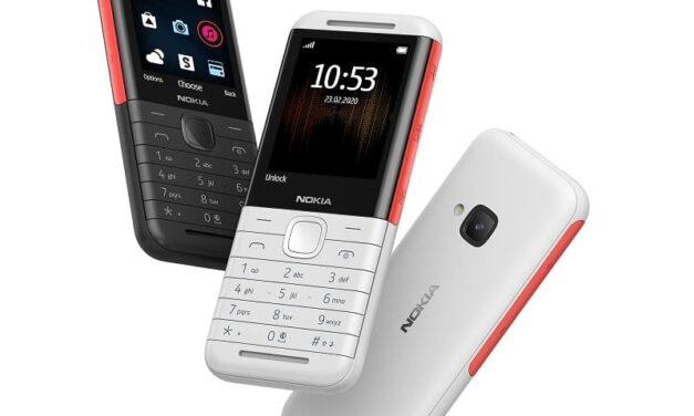 Disfruta del clásico juego de la serpiente en el nuevo Nokia 5310 reinventado en el Día Mundial de la Serpiente