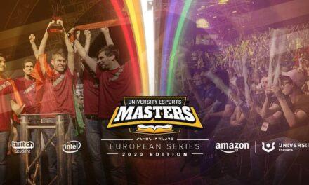 Arrancan las rondas clasificatorias para la gran final del Campeonato Universitario Europeo de LOL, UEMasters