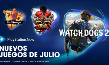 Watch Dogs 2, Street Fighter V y Hello Neighbor entre las novedades del mes de julio en PlayStation Now