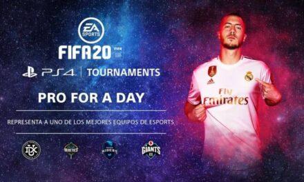 PlayStation anuncia el torneo Pro For a Day