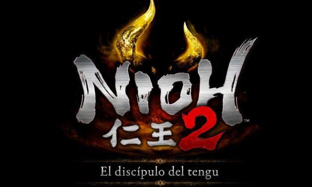 Ya disponible el primer DLC de Nioh 2, El discípulo del Tengu