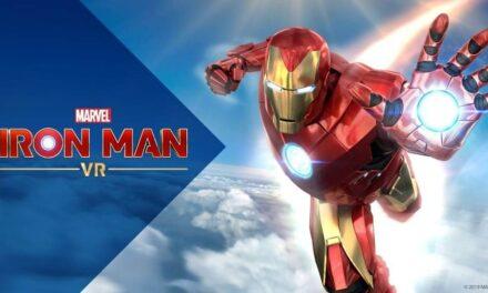 Marvel's Iron Man estrena un espectacular tráiler de lanzamiento