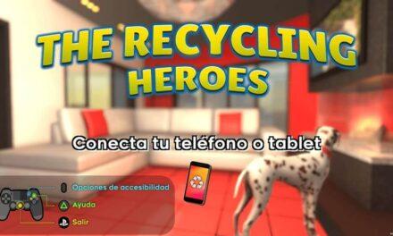 The Recycling Heroes, el videojuego inclusivo y que conciencia sobre el reciclaje, ya está disponible
