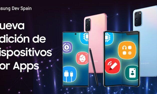 Dispositivos por Apps: Samsung Dev Spain lanza una nueva edición de su challenge para desarrolladores