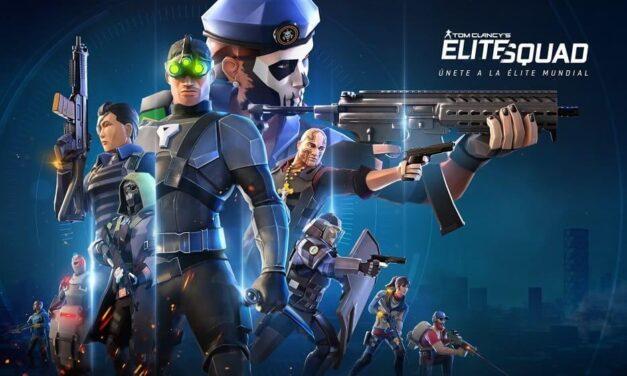 Únete a la lucha en Tom Clancy's Elite Squad, disponible para dispositivos móviles el 27 de agosto