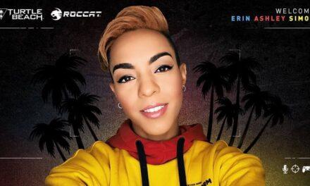 Turtle Beach y ROCCAT se asocian con la creadora y presentadora de cultura pop y de esports Erin Ashley Simon