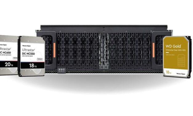 Western Digital refuerza su liderazgo en HDD empresarial con el lanzamiento de nuevas unidades de Centros de Datos