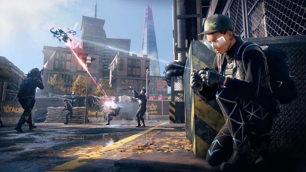 Ubisoft anuncia que Watch Dogs: Legion estará disponible el 29 de octubre de 2020