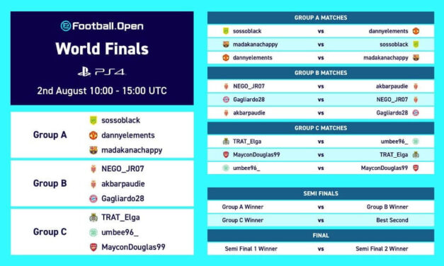 La final mundial de eFootball.Open se celebra este domingo