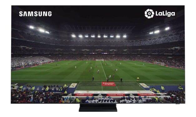 Samsung realiza la primera producción de El Clásico en calidad de imagen 8K