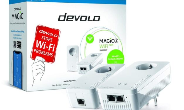 devolo Magic 2 WiFi next: la próxima generación de WiFi Mesh