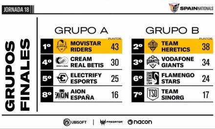 ¡Comienza la cuenta atrás para las finales de la R6 Spain Nationals Season 2!