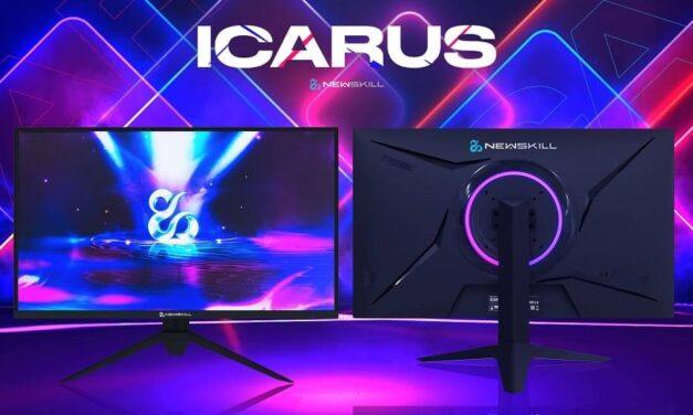 Llega al catálogo de Newskill su nuevo monitor para gaming: Icarus RGB