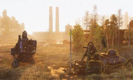 Ya disponible la beta abierta de Iron Harvest 1920+ en Steam