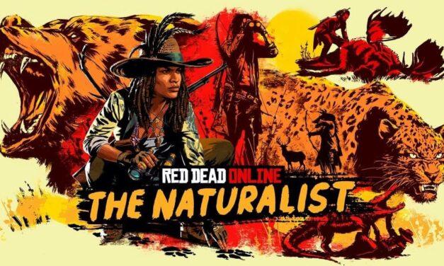 Red Dead Online: Naturalista, ya disponible