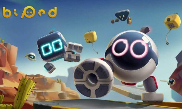 Biped llega hoy a Nintendo Switch con su premiado modo cooperativo