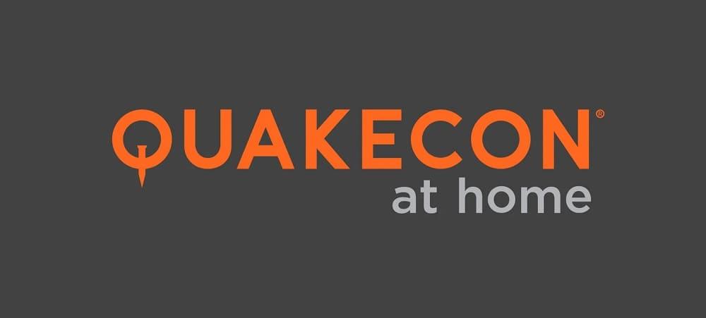 QuakeCon at Home: Anuncio