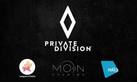 Private Division se asocia con Moon Studios, League of Geeks y Roll7 para lanzar nuevos videojuegos