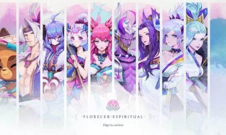 Riot Games responde a la llamada del anime con el lanzamiento de Florecer espiritual, la primera experiencia en varios juegos de la desarrolladora