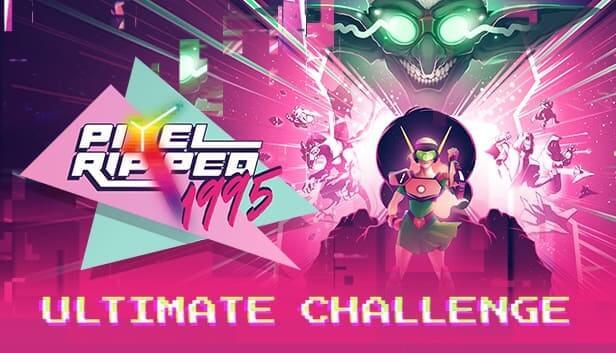 La Actualización The Ultimate Challenge llega Gratis a Pixel Ripped 1995