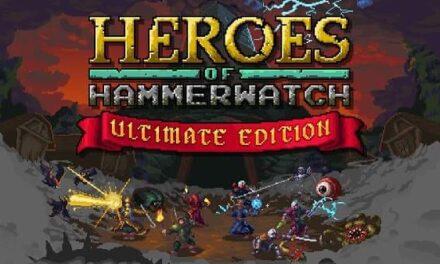 Hammerwatch: Heroic Bundle ya disponible en PlayStation 4/5 y Xbox One