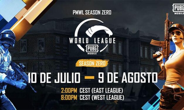 Revelada una nueva temporada especial de PUBG MOBILE denominada: PUBG MOBILE World League Season Zero