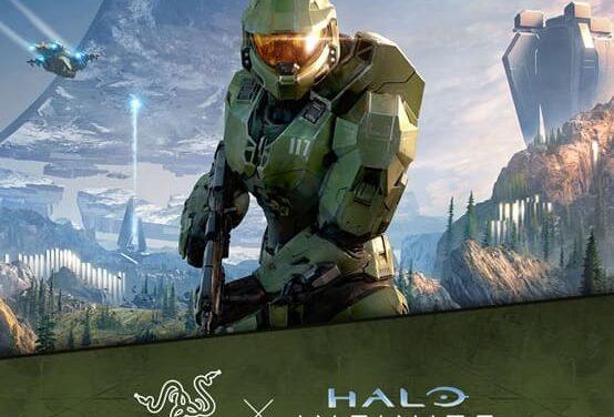 Razer y 343 Industries anuncian sus planes para lanzar periféricos gaming de Halo Infinite
